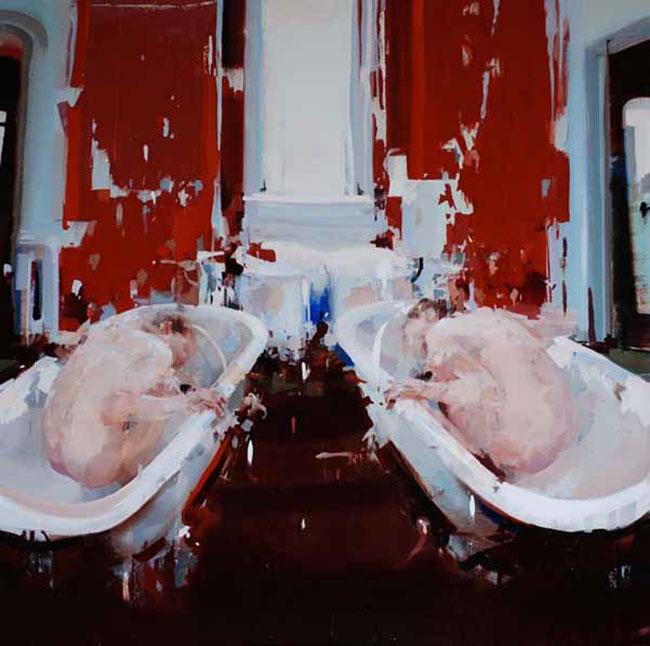 Twins Bath