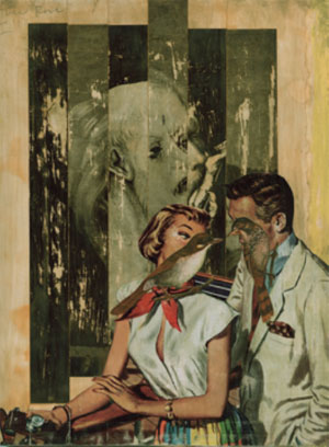 THE LOVERS, by Matthew Rose, published in issue 12