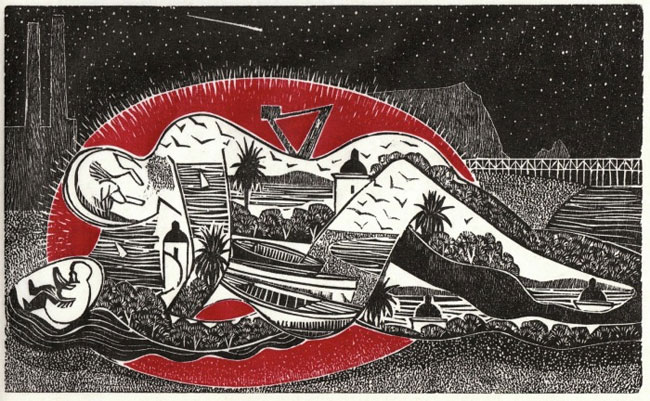 Angelo Aversa Woodcuts