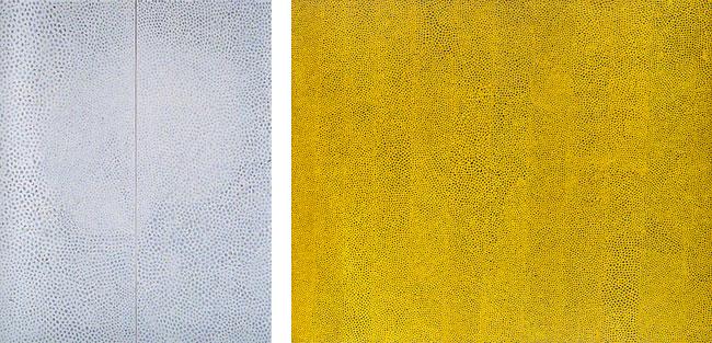 Pacific Ocean, Infinity Nets Yellow