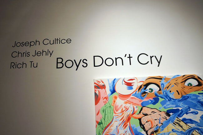 Boy's Don't Cry