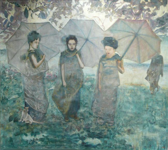 Les Mangeurs de Lotus Bleu, by Mia Funk